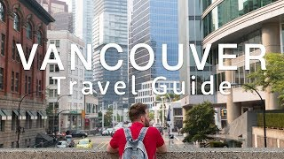 Download 🇨🇦 VANCOUVER Travel Guide 🇨🇦 | Travel Better in Canada! Video