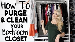 Download ORGANIZE: 20 Ways to Clean, Purge and Organize Your Bedroom Closet that are Borderline GENIUS!! Video