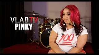 Download Pinky Addresses People Fat Shaming Her: ″Can't I Live?″ Video