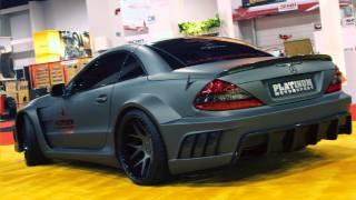 Download 2010 Platinum Motorsport Mercedes-Benz SL65 AMG at SEMA Video