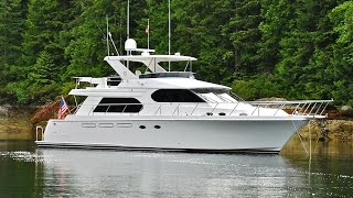 Download 2008 Ocean Alexander 58 Pilothouse at NW Yachtnet Video