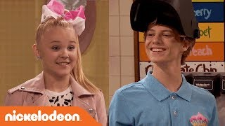 Download How Far Will Jace Norman Go to Help JoJo Siwa Get Ice Cream? 🍦 | Nick's Sizzling Summer Camp Special Video