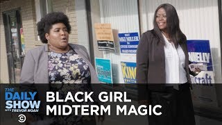 Download Black Girl Midterm Magic | The Daily Show Video
