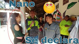 Download Divertido! Nano intenta decirle cosas bonitas a Stepanie pero no le sale tan bien. El PItal. Parte 9 Video