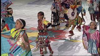 Download Tiny Tots - 2017 Gathering of Nations Pow Wow Video