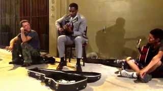 Download Leon Bridges ″Coming Home″ helping buskers in Deep Ellum Dallas on July 29, 2015. ;) Video
