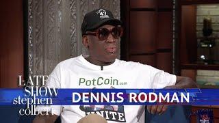 Download What Do Dennis Rodman And Kim Jong-Un Talk About? Video