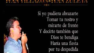 Download Ivan Villazon - No me pidas que te olvide Letra Video