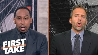 Download Stephen A. and Max debate who won the GGG vs. Canelo fight | First Take | ESPN Video