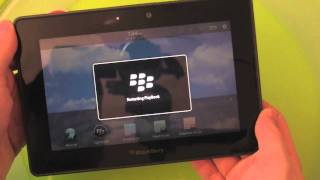 Download BlackBerry PlayBook OS Update Video