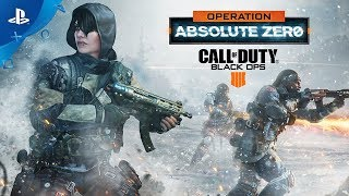 Download Call of Duty: Black Ops 4 — Operation: Absolute Zero Trailer | PS4 Video