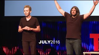 Download The Art of Letting Go | The Minimalists | TEDxFargo Video