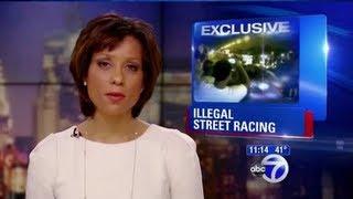 Download Eyewitness News Exposing Nj StreetRacing Video