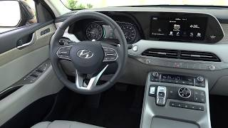 Download 34895 2020HyundaiPalisadeInterior Video