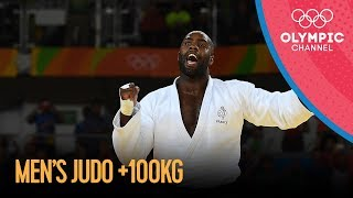 Download Men's Judo 100kg Contest for Gold   Rio 2016 Olympics Replay Video