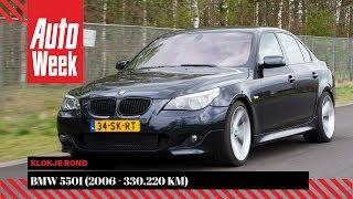 Download BMW 550i – 2006 – 330.230 km – Klokje Rond Video