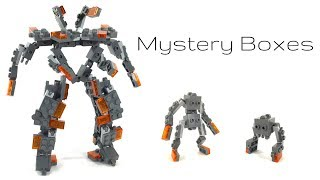 Download Lego Mocs by M1NDxBEND3R - Mystery Boxes! Video