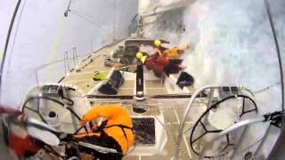 Download Extreme Sailing Onboard Derry~Londonderry~Doire Video