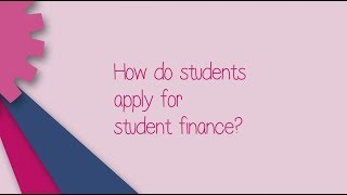 Download Ask SFE about how to apply for student finance - 2018/19 Video