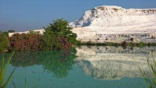 Download Pamukkale & Hierapolis, Turkey in 4K Ultra HD Video