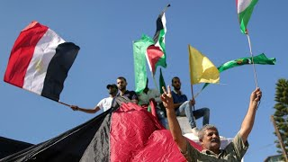 Download Gaza: Palestinian rivals Hamas, Fatah sign reconciliation deal Video
