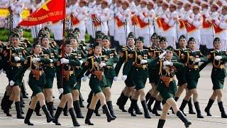 Download Beautiful Vietnamese Female Military Parade-Các nữ chiễn sĩ xinh đẹp Việt Nam Video