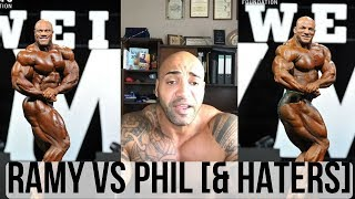 Download PHIL HEATH deserved to win OLYMPIA 2017 despite his gut : DENNIS JAMES Video