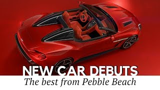 Download 10 Amazing New Cars at the 2017 Pebble Beach Concept Lawn (Video Review) Video
