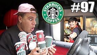Download Driving Through The SAME Starbucks Drive Thru Until They REFUSE To Serve Me (100+ Times) Video