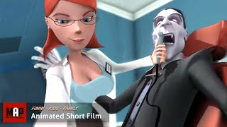 Download CGI Sexy Animated Film ″VAMPIRE'S CROWN″ Funny animation by Hertfordshire University Video
