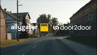 Download Door2Door Kooperation im Rahmen von allygator shuttle I ADAC 2018 Video