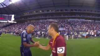 Download Ref Cam: Sights and Sounds from the 2013 ATT MLS All-Star Game Video