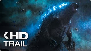 Download GODZILLA 2: King of the Monsters Trailer 2 (2019) Video