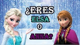 Download ¿Eres Elsa o Anna? - FROZEN: TEST PERSONALIDAD ¡ADELANTE! Video