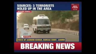 Download Suicide Attack By Terrorists In Army Unit At Nagrota In Jammu & Kashmir Video