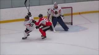 Download Yannick Rathgeb Prospect Camp Chicago Blackhawks 2016 Game and Practice Scenes Video