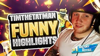 Download Fortnite Timthetatman Funny Moments Episode 2 ( Funniest Moments ) Video