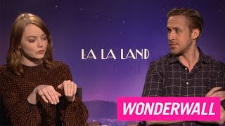 Download Why Emma Stone and Ryan Gosling felt like 8 year olds on the set of 'La La Land' Video