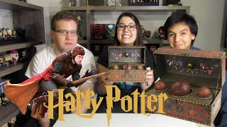 Download Harry Potter Miniature Quidditch Set by Running Press - REVIEW Video