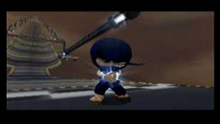 Download I-Ninja PS2 Gameplay Ninja Ball Ultra.ASF Video