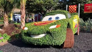 Download Character Topiary Tour - Epcot International Flower and Garden Festival 2018, Walt Disney World Video