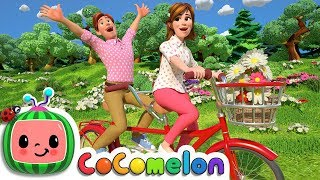 Download Daisy Bell (Bicycle Built for Two) | CoCoMelon Nursery Rhymes & Kids Songs Video