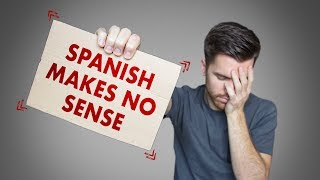 Download WHY THE SPANISH LANGUAGE IS SO DIFFICULT TO LEARN!! Video