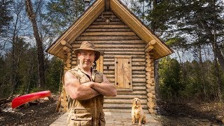 Download The Log Cabin in the Forest Gets a Facelift, Cottage Life Video