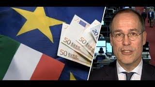"""Download SCHULDEN: """"In Italien mag alles in Ordnung sein, aber nicht der Staatshaushalt"""" Video"""