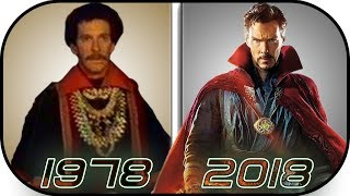 Download EVOLUTION of Doctor Strange in Movies, TV, Cartoons (1978-2018) Marvel DR Stephen Strange History Video