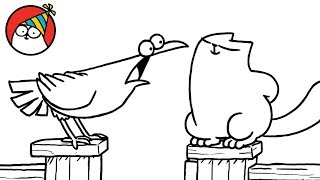 Download Crow - Simon's Cat | SHORTS Video