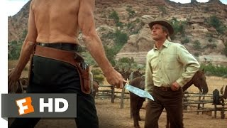 Download Butch Cassidy and the Sundance Kid (1969) - Knife Fight Scene (1/5) | Movieclips Video