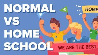 Download School vs Homeschool: Which Student Does Better? Video