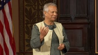 Download Nobel Peace Prize-winner Muhammad Yunus Video